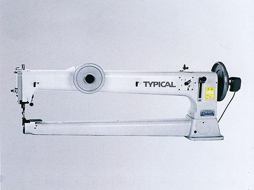 长臂筒式特厚料缝纫机TW3-441