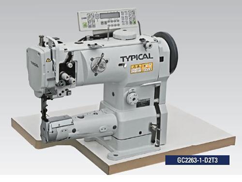 筒式中厚料综合送料自动切线缝纫机GC2263-D2T3