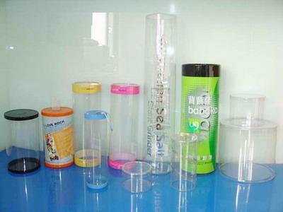 大嶺山透明圓筒廠家PVC圓筒吸塑圓筒加工