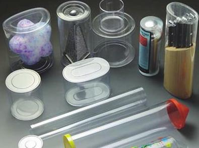 厚街透明圆筒生产厂家PVC圆筒加工厂