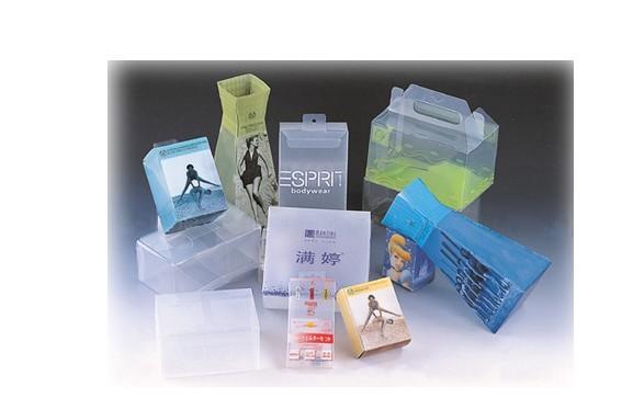 厚街透明胶盒PET折盒PVC胶盒pet胶盒加工厂