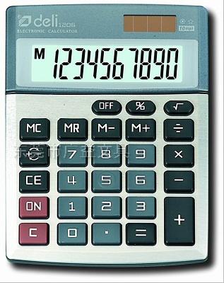 得力计算机-1206