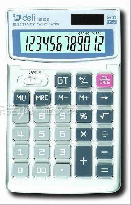 得力计算机-1222