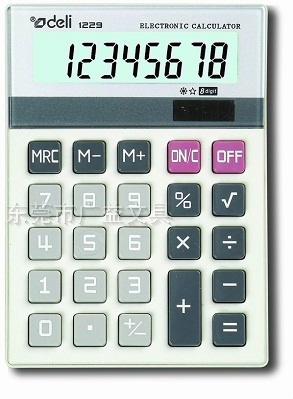 得力计算机-1229