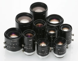 VST镜头VS-H系列200-500w像素
