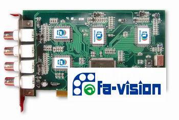 大恒DH-QP300四路图像采集卡