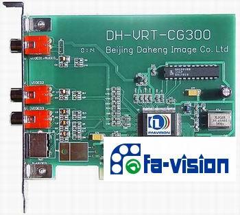 大恒DH-CG300彩色/黑白图像采集卡
