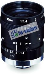 500万像素镜头16mm焦距