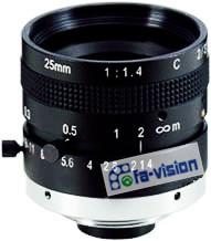 500万像素镜头25mm焦距