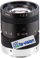 500万像素镜头50mm焦距