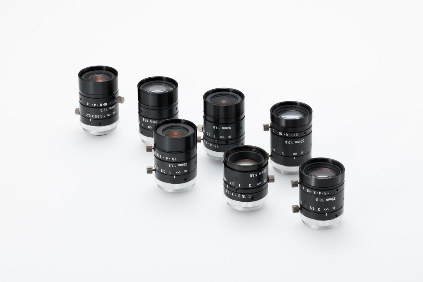 VS-VM 高对比度对应200百万像素CCTV镜头