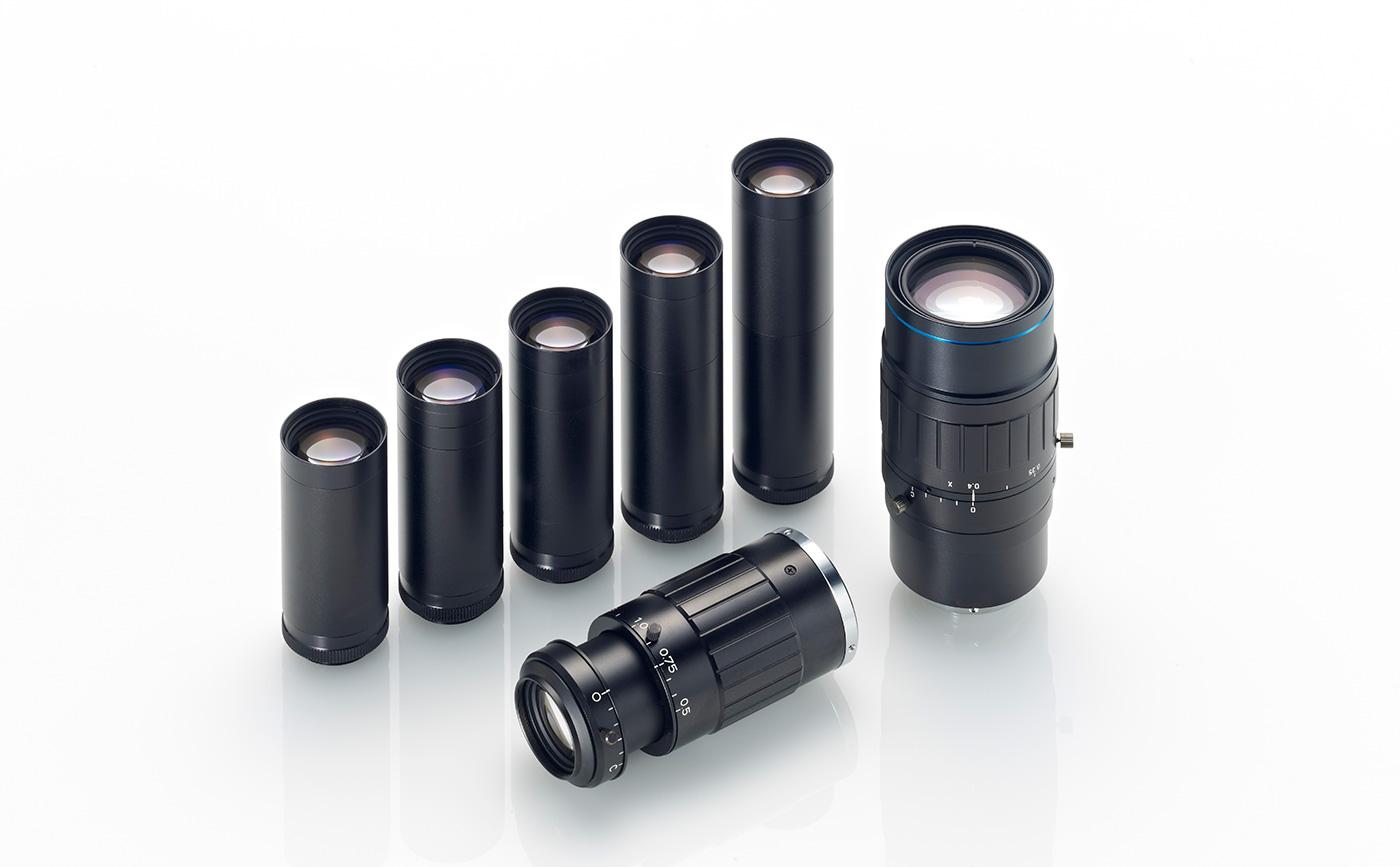 VS-TEC 可变倍500W像素远心镜头