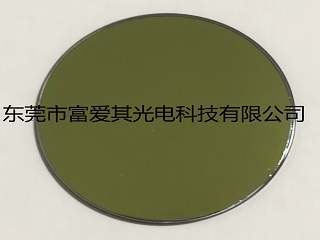 红外SO2气体检测滤光片7300nm