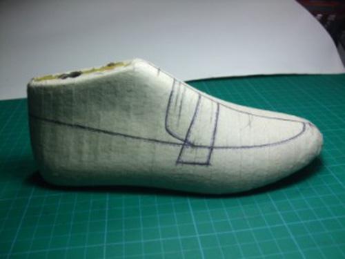 鞋楦上设计 制鞋培训 鞋样培训 鞋技培训