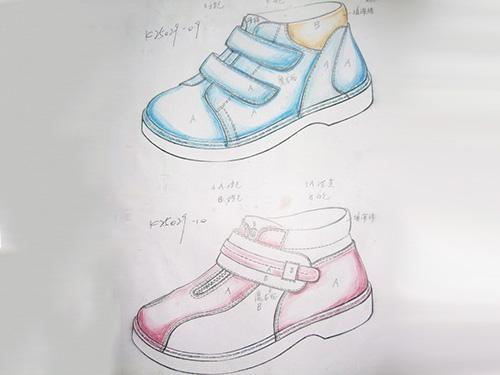 厚街鞋技培訓 學員作品