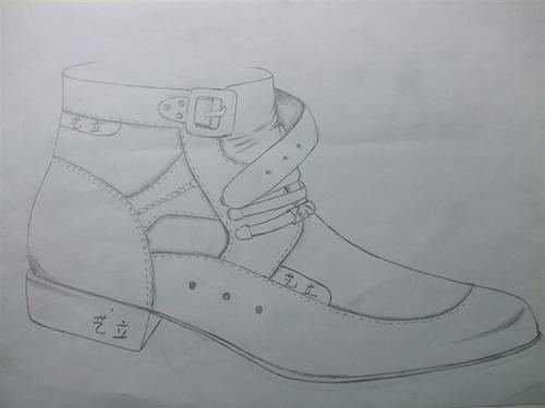 厚街鞋培训学校 学员作品