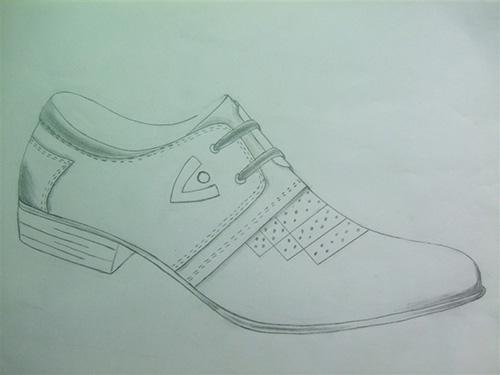 东莞鞋样设计培训 学员作品