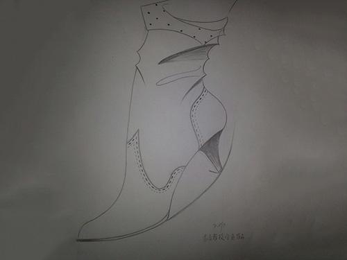 鞋样设计学校