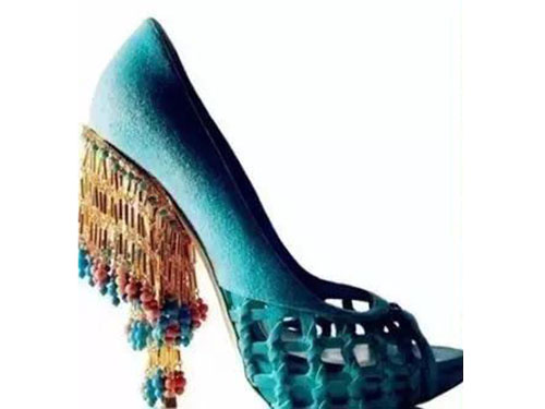 女鞋,藝術鞋