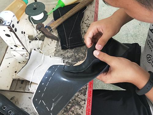 手工包鞋口泡棉