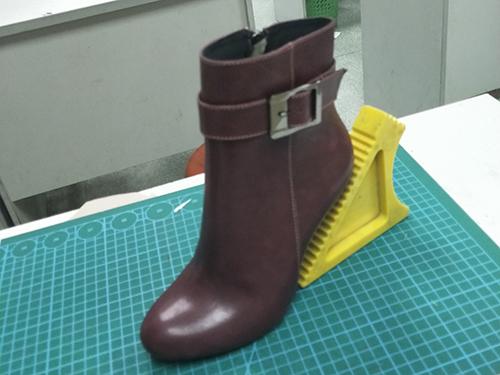 學生作品女裝靴子