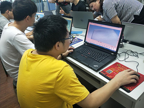 電腦設計電腦開版