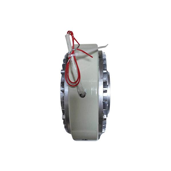 双轴磁粉离合器