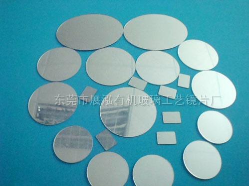 河北梯形PET镜片 展泓镜片 PVC 可过欧盟测试玻璃 放大