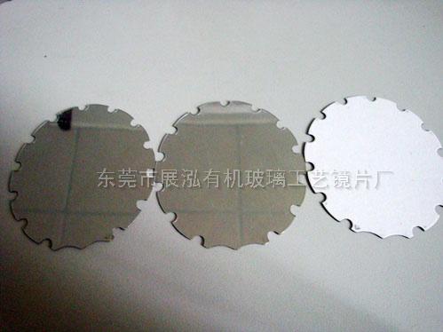 河北可加工PVC镜片厂家 展泓镜片 梯形 梯形PS 椭圆形PS