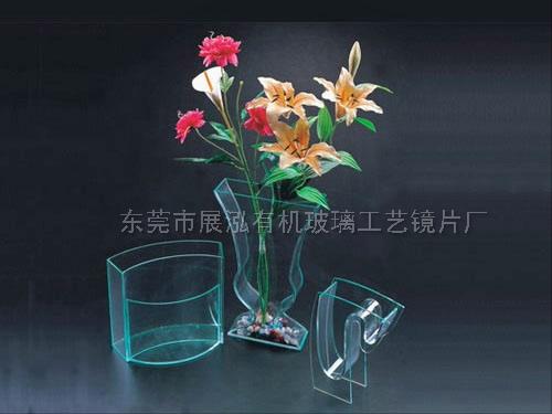 河北心形PVC鏡片生產廠家 展泓鏡片 ps帶顏色 梯形亞克力