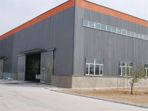工廠鐵皮棚廠房設計