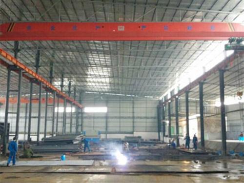 大型鐵皮棚廠房工程