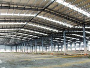鐵皮棚廠房工程