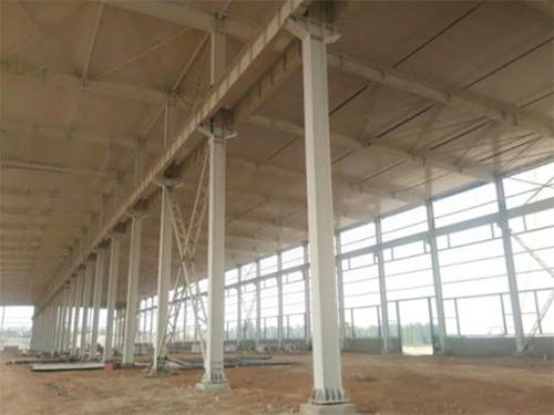 大型鐵皮棚廠房設計