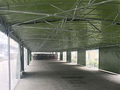 東莞推拉雨棚建造