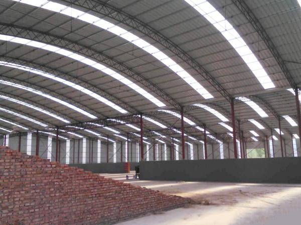 鐵皮棚升高施工工程