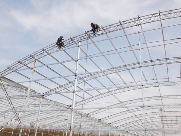 鐵皮棚升高工程