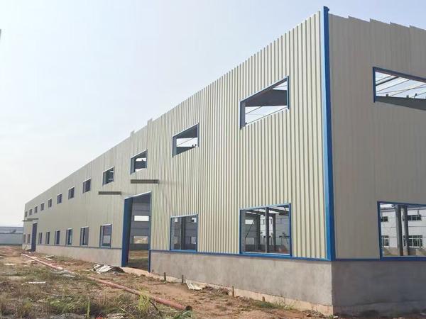 鐵皮棚廠房升高工程