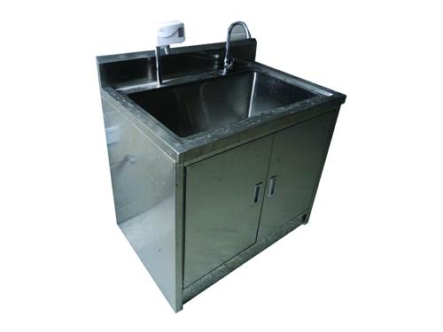 不銹鋼洗手盆臺柜