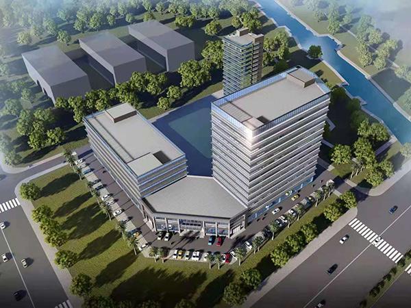 珠海轩宇智能科技产业园项目