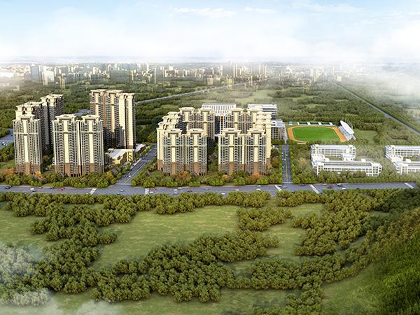 佛山恒大悦珑湾商住房建设项目
