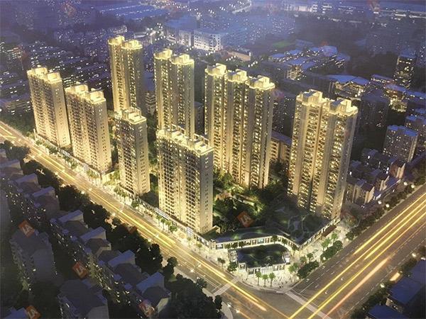 潮州市珠光御景园9号楼及周边商业网点项目