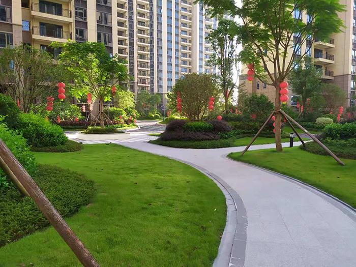 住宅區綠化