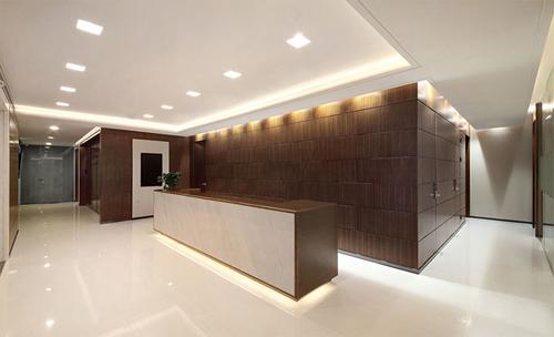 东莞日报办公室装修---东莞办公室装修设计