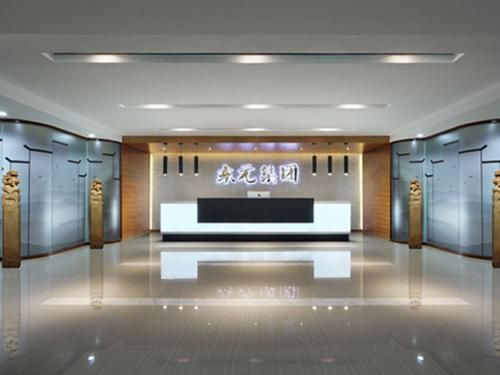 东元集团办公楼装修