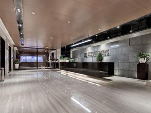 中海投资集团办公楼装修