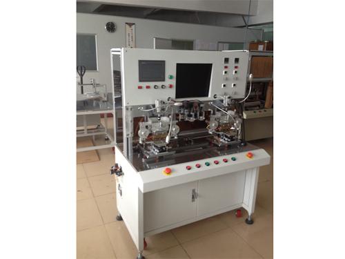 KY-HW100三工位双压头恒温热压机