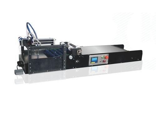 自动裁切复膜机