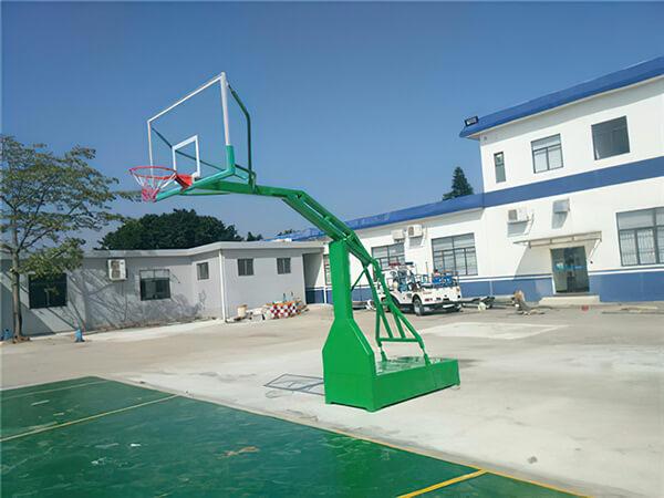 平箱仿液压篮球架