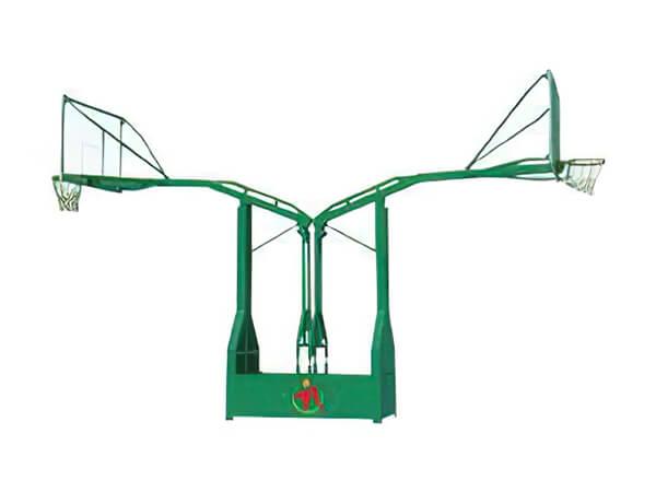 平箱燕式篮球架